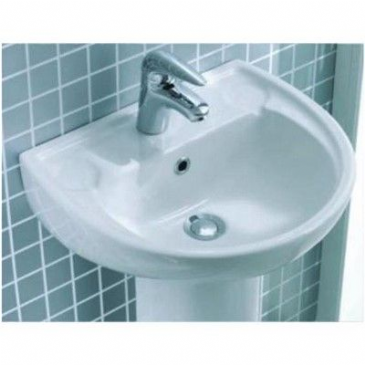 LECICO ATLAS PORCELAIN K296 WASH BASIN 45CM